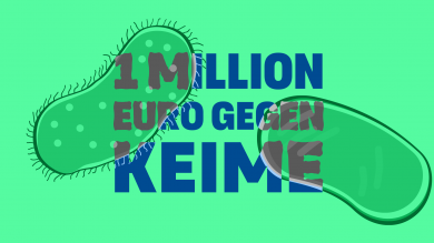 1 Million Euro against germs