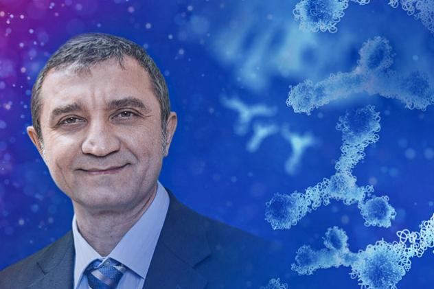 Prize for Medical Research 2013 - Ruslan Medzhitov: Immunology